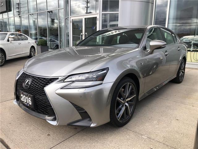 2016 Lexus GS 350 Base (Stk: 001352T) in Brampton - Image 1 of 19