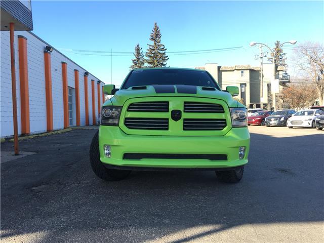 2017 RAM 1500 Sport (Stk: F226) in Saskatoon - Image 2 of 21