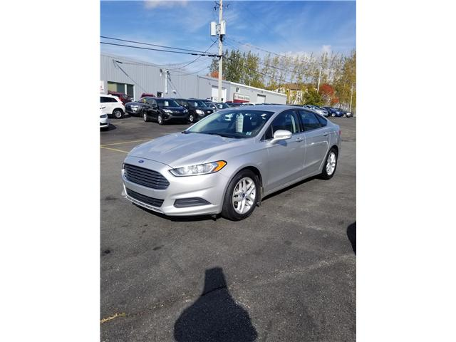 2014 Ford Fusion SE (Stk: p18-101a) in Dartmouth - Image 1 of 9