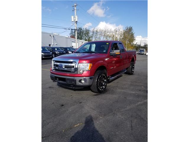 2013 Ford F-150 XLT SuperCab 4WD (Stk: p18-191a) in Dartmouth - Image 1 of 10