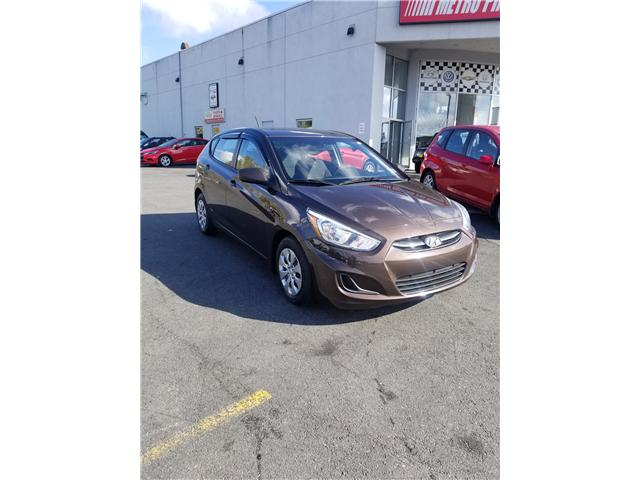 2015 Hyundai Accent Sport 5-Door (Stk: p18-164a) in Dartmouth - Image 2 of 9