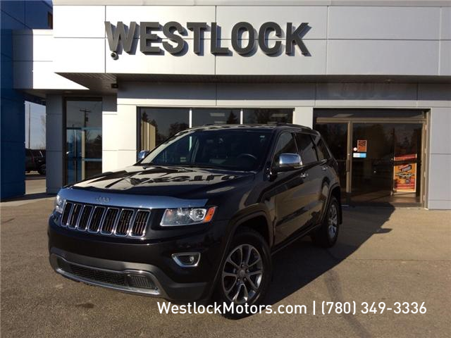 2014 Jeep Grand Cherokee Limited (Stk: 18T169A) in Westlock - Image 1 of 24