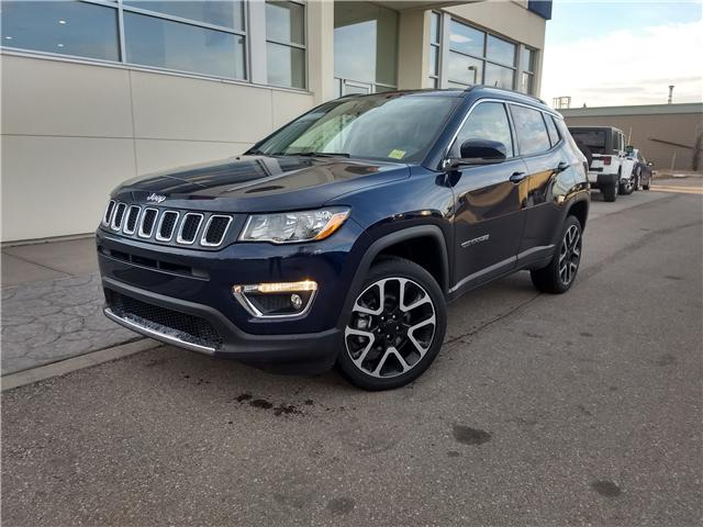2017 Jeep Compass Limited (Stk: NE027) in Calgary - Image 1 of 20