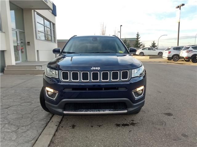 2017 Jeep Compass Limited (Stk: NE027) in Calgary - Image 2 of 20