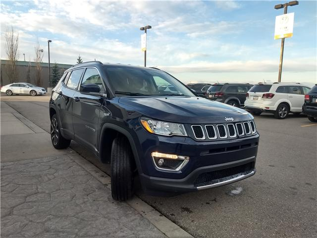2017 Jeep Compass Limited (Stk: NE027) in Calgary - Image 3 of 20