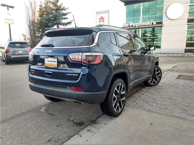 2017 Jeep Compass Limited (Stk: NE027) in Calgary - Image 4 of 20