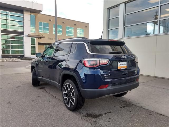 2017 Jeep Compass Limited (Stk: NE027) in Calgary - Image 6 of 20