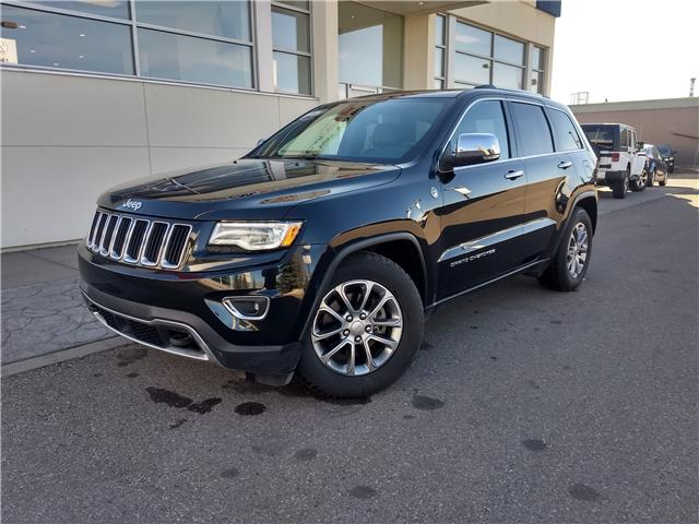 2016 Jeep Grand Cherokee Limited (Stk: NE070) in Calgary - Image 1 of 21