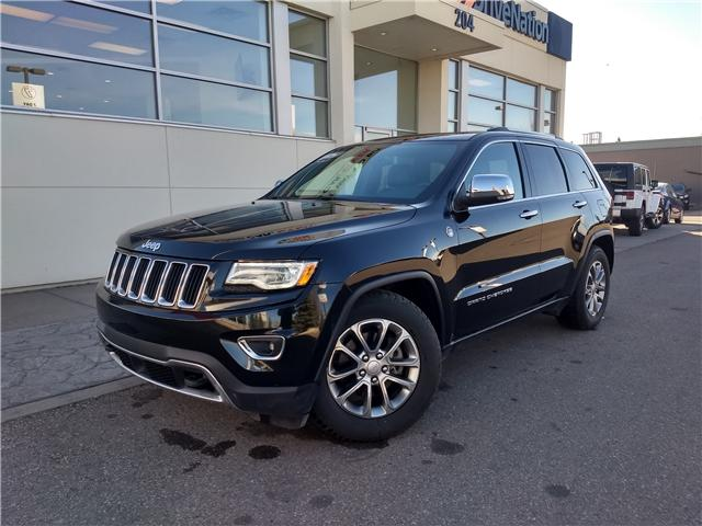 2016 Jeep Grand Cherokee Limited (Stk: NE070) in Calgary - Image 2 of 21