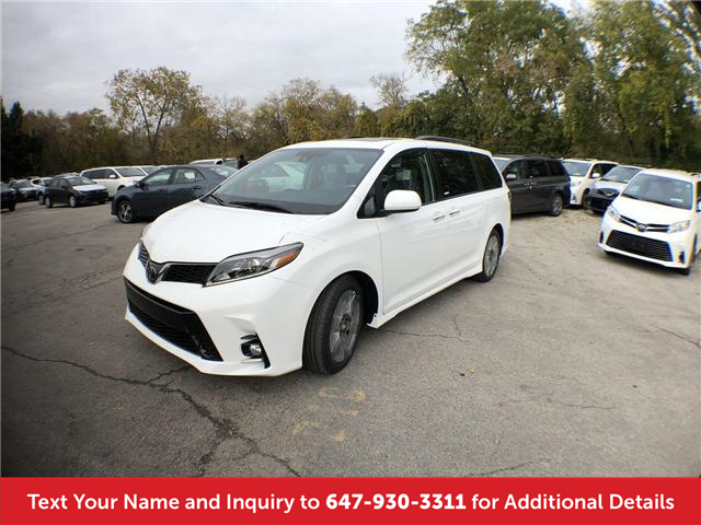 2019 Toyota Sienna Technology Package (Stk: K9173) in Mississauga - Image 1 of 20