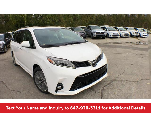 2019 Toyota Sienna Technology Package (Stk: K9173) in Mississauga - Image 2 of 20