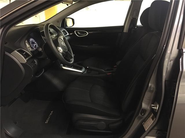 2017 Nissan Sentra 1.8 SV (Stk: WE151) in Edmonton - Image 15 of 22