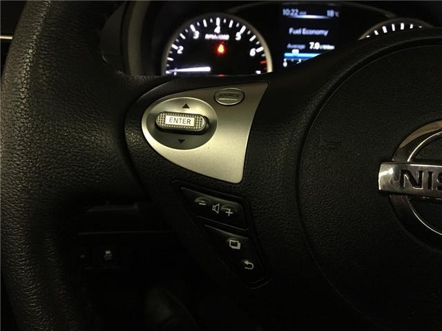 2017 Nissan Sentra 1.8 SV (Stk: WE151) in Edmonton - Image 17 of 22
