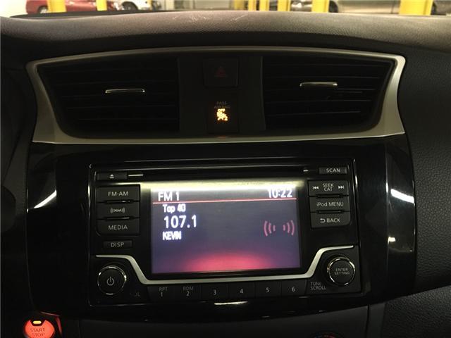 2017 Nissan Sentra 1.8 SV (Stk: WE151) in Edmonton - Image 19 of 22