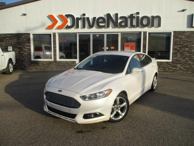 2015 Ford Fusion SE (Stk: B1726A) in Prince Albert - Image 1 of 26