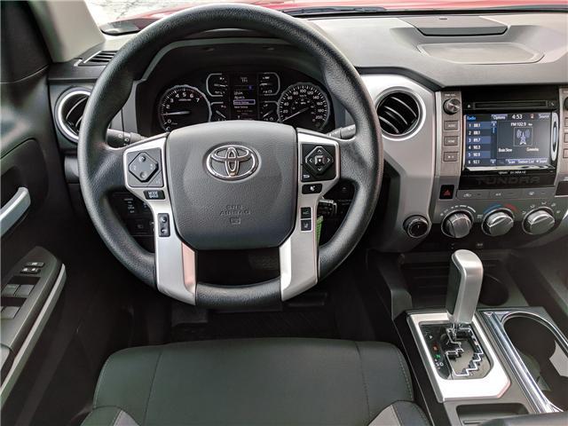 2018 Toyota Tundra SR5 Plus 5.7L V8 (Stk: B11582) in North Cranbrook - Image 9 of 17