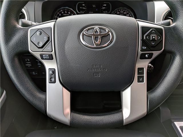 2018 Toyota Tundra SR5 Plus 5.7L V8 (Stk: B11582) in North Cranbrook - Image 10 of 17