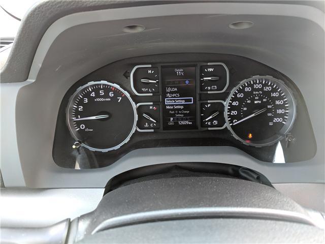 2018 Toyota Tundra SR5 Plus 5.7L V8 (Stk: B11582) in North Cranbrook - Image 11 of 17