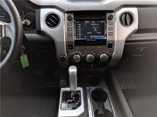 2018 Toyota Tundra SR5 Plus 5.7L V8 (Stk: B11582) in North Cranbrook - Image 12 of 17