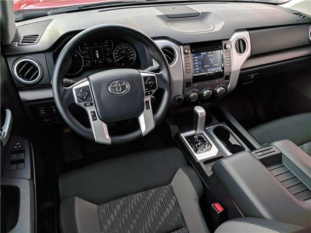 2018 Toyota Tundra SR5 Plus 5.7L V8 (Stk: B11582) in North Cranbrook - Image 13 of 17