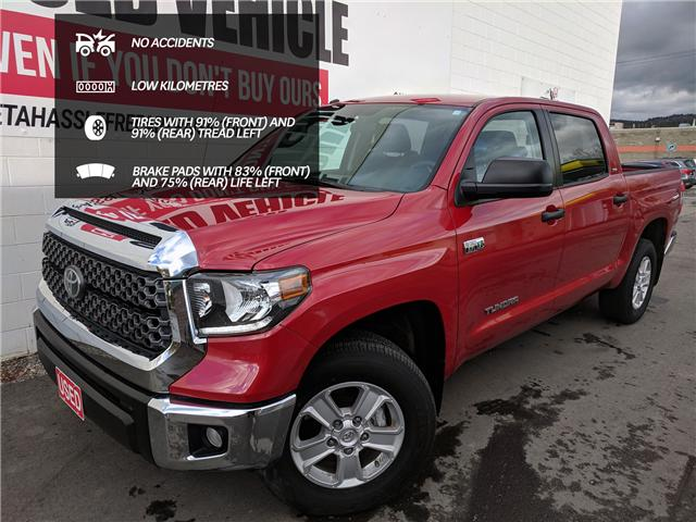 2018 Toyota Tundra SR5 Plus 5.7L V8 (Stk: B11582) in North Cranbrook - Image 1 of 17
