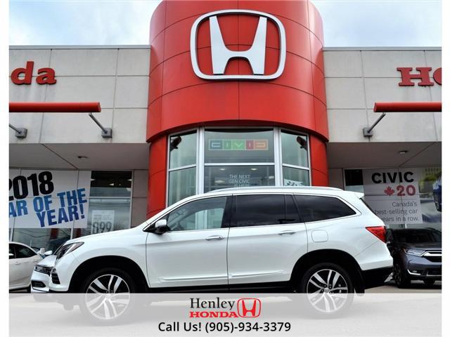 2016 Honda Pilot Touring FULLY LOADED (Stk: R9230) in St. Catharines - Image 1 of 30