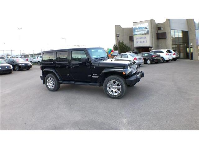 2017 Jeep Wrangler Unlimited Sahara (Stk: P0164) in Calgary - Image 2 of 20