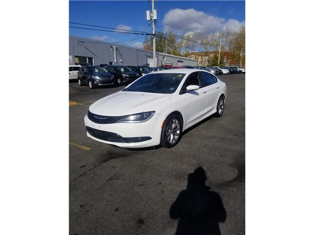 2015 Chrysler 200 S (Stk: p18-204a) in Dartmouth - Image 1 of 11