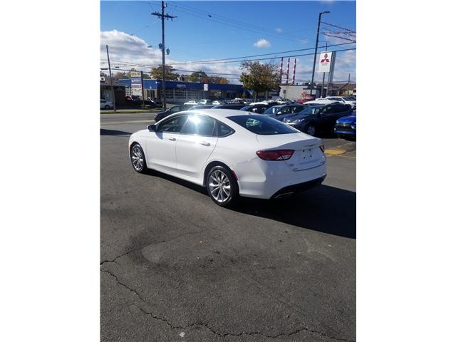 2015 Chrysler 200 S (Stk: p18-204a) in Dartmouth - Image 2 of 11