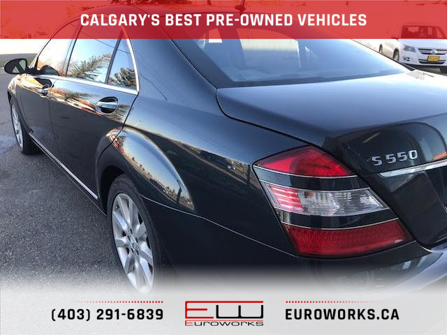 2007 Mercedes-Benz S-Class Base (Stk: P1190) in Calgary - Image 8 of 16