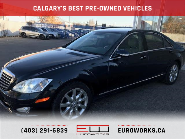 2007 Mercedes-Benz S-Class Base (Stk: P1190) in Calgary - Image 1 of 16