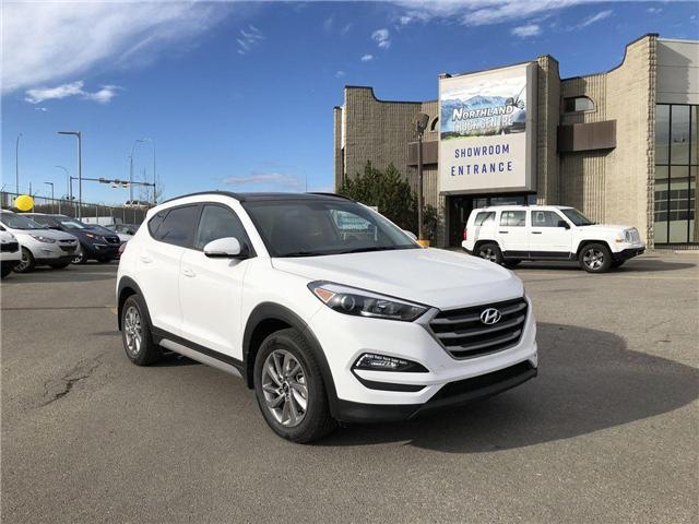 2018 Hyundai Tucson SE 2.0L (Stk: P0093) in Calgary - Image 1 of 21