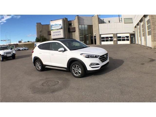 2018 Hyundai Tucson SE 2.0L (Stk: P0093) in Calgary - Image 2 of 21