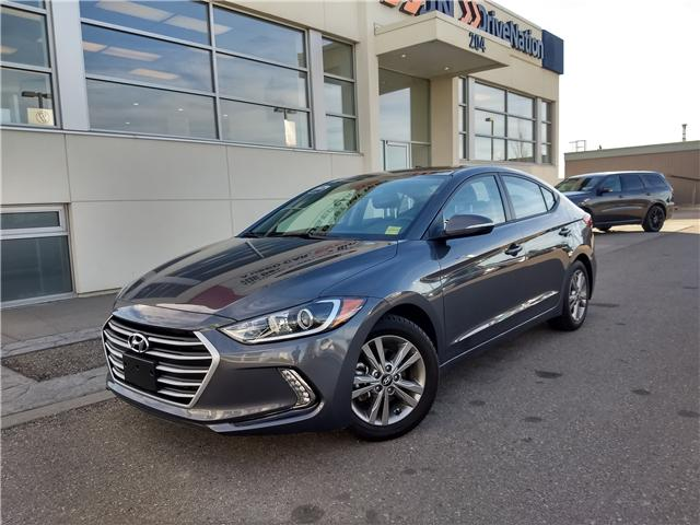 2018 Hyundai Elantra GL (Stk: NE059) in Calgary - Image 1 of 20
