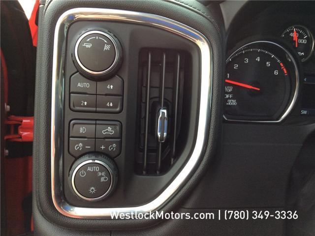 2019 Chevrolet Silverado 1500 LT Trail Boss (Stk: 19T44) in Westlock - Image 18 of 25