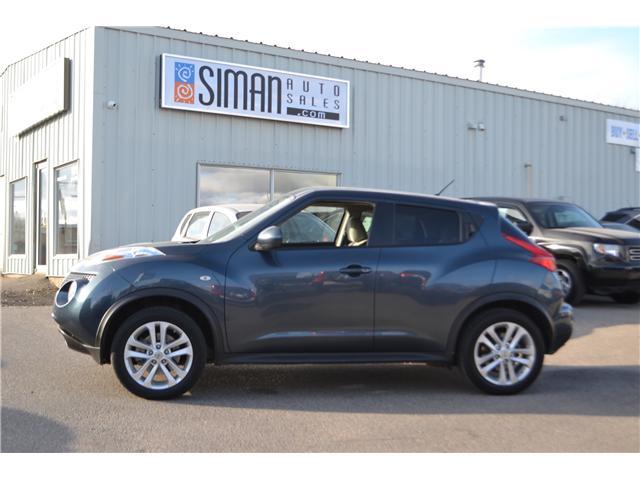 2013 Nissan Juke SV (Stk: CBK2525) in Regina - Image 1 of 11