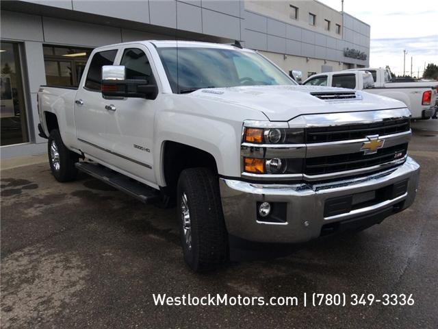 2019 Chevrolet Silverado 3500HD LTZ (Stk: 19T61) in Westlock - Image 8 of 27