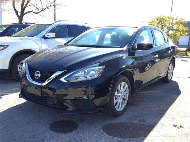 2018 Nissan Sentra 1.8 SV (Stk: A7512) in Hamilton - Image 1 of 3