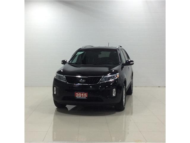 2015 Kia Sorento LX (Stk: T18013A) in Sault Ste. Marie - Image 1 of 12