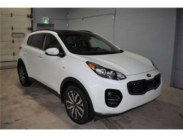 2018 Kia Sportage EX AWD - BACKUP CAM * HEATED SEATS * SUNROOF (Stk: B2766) in Kingston - Image 2 of 29