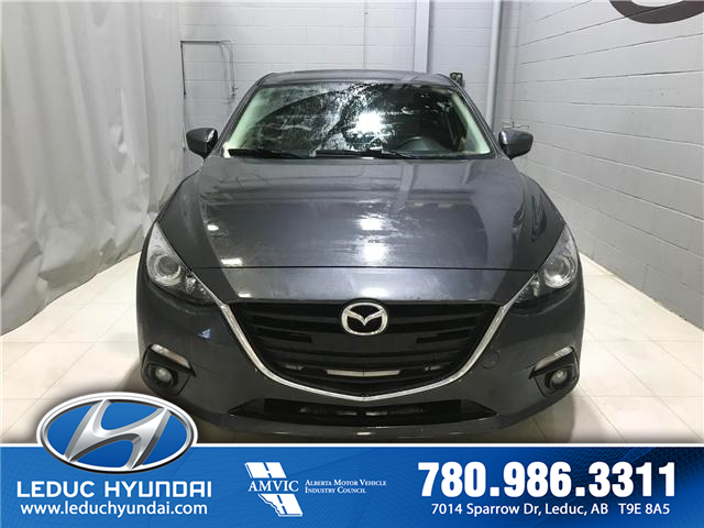 2014 Mazda Mazda3 GS-SKY (Stk: 8TC1303A) in Leduc - Image 1 of 9
