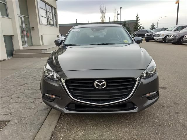 2018 Mazda Mazda3 SE (Stk: NE040) in Calgary - Image 2 of 20