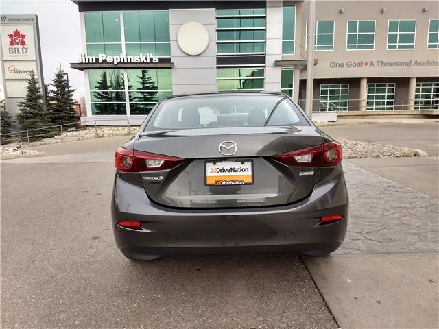 2018 Mazda Mazda3 SE (Stk: NE040) in Calgary - Image 5 of 20