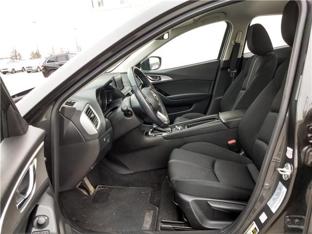 2018 Mazda Mazda3 SE (Stk: NE040) in Calgary - Image 9 of 20