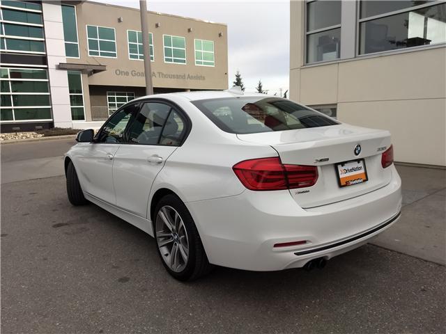 2018 BMW 330i xDrive (Stk: NE057) in Calgary - Image 6 of 21