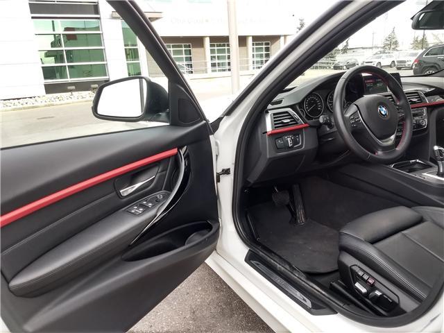 2018 BMW 330i xDrive (Stk: NE057) in Calgary - Image 8 of 21