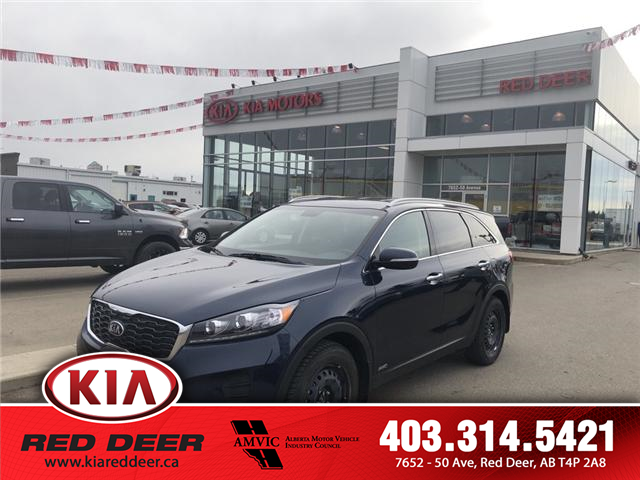 2019 Kia Sorento 2.4L LX (Stk: 9SR3324) in Red Deer - Image 1 of 11