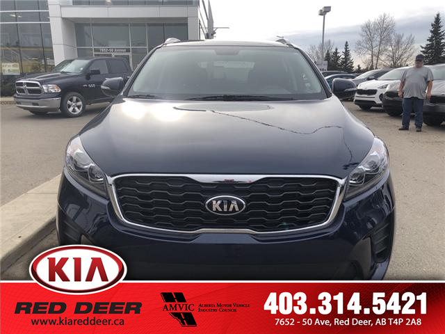 2019 Kia Sorento 2.4L LX (Stk: 9SR3324) in Red Deer - Image 2 of 11