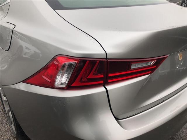 2015 Lexus IS 350 Base (Stk: 006103T) in Brampton - Image 10 of 21