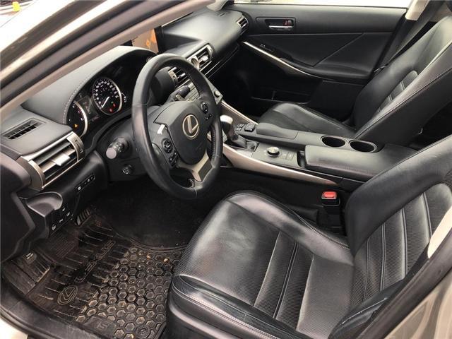 2015 Lexus IS 350 Base (Stk: 006103T) in Brampton - Image 13 of 21